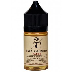 Two Cousins Tabac, tobacco e liquid Made in NZ