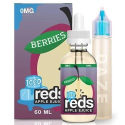 Reds Berries Iced E Juice NZ & Australia Shipping