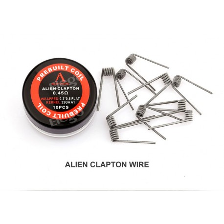Rofvape Alien Wire 0.45ohm 10pc pack
