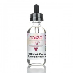 Straw Lime (Formerly Berry Belts) by Naked 100 Fusion E Juice NZ & Australia