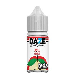 Reds Apple Salt by Reds Apple E Juice 7 Daze Salt Series NZ & Australia