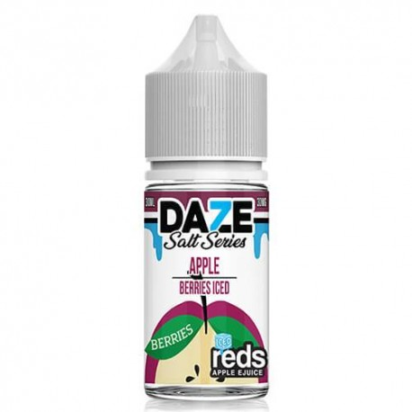 Reds Berries Iced Salt 30ml | NZ & Australia