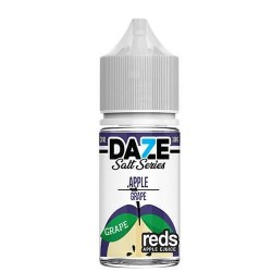 Reds Grape Salt 30ml | NZ & Australia