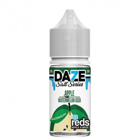 Reds Watermelon Iced Salt 30ml | NZ & Australia