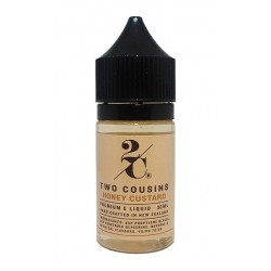Two Cousins Honey Custard E Liquid NZ & Australia
