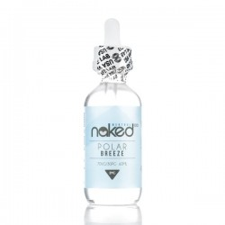 Naked 100 Polar Breeze E Liquid NZ & Australia