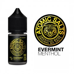 Evermint Menthol by Atomic Salts | NZ & Australia