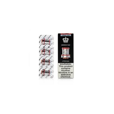 Replacement Coils for Uwell Crown 4 Sub-Ohm Tank NZ & Australia
