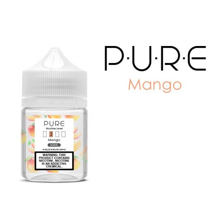 P.U.R.E Mango E Juice 60ml | NZ & Australia
