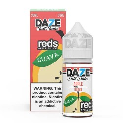 Reds Guava Salt | 30ml