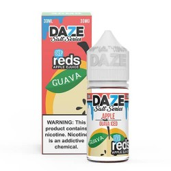 Reds Guava Iced Salt | 30ml