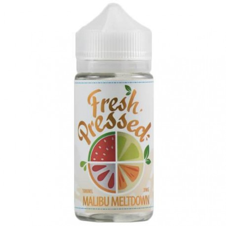 Malibu Meltdown by Fresh Pressed 100ml