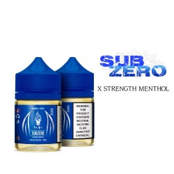 Halo SubZero 60ml E Liquid NZ & Australia