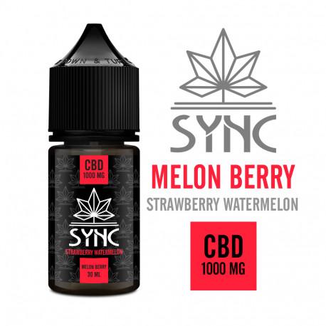 SYNC CBD Vape Melon Berry