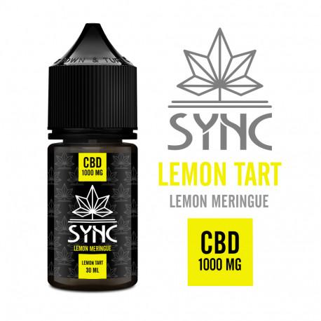 SYNC CBD Vape Lemon Tart
