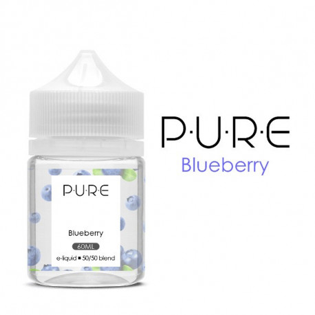 P.U.R.E Blue Berry 60ml
