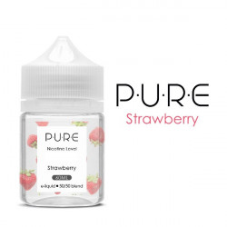 P.U.R.E Strawberry 60ml