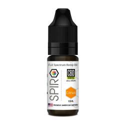 Citrus by Spiro Full Spectrum CBD Tincture 10ml