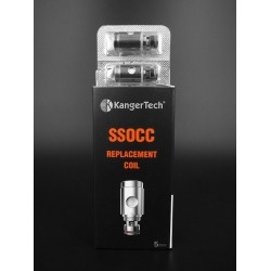 Kanger SSOCC  Coils 1.2 ohm Pack of 5