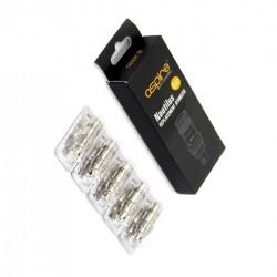 Aspire Nautilus BVC coils | 5 Pack