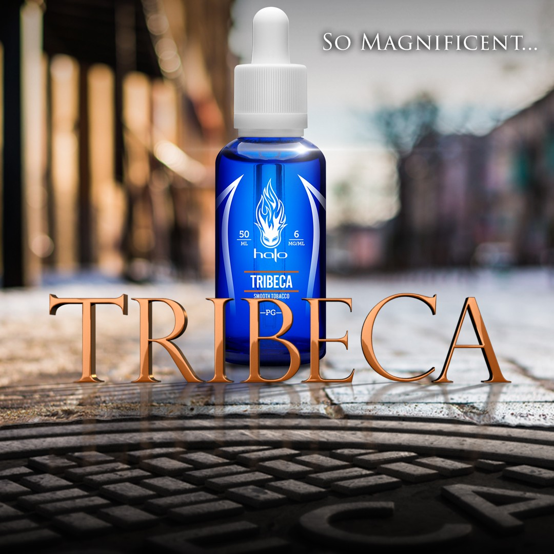Halo Tribeca Review | Tobacco-flavoured E Liquid Reviews